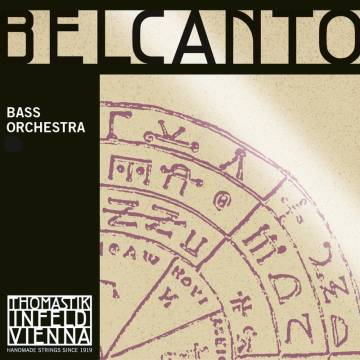 Belcanto BC600 Bass Orchestra 3/4 Strings Set