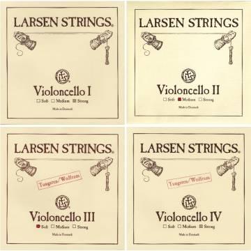 Larsen Original Cello Strings Set