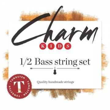 Charm Kids Tungsten Double Bass Strings Set