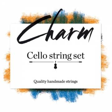 Charm Cello Strings Set for All Sizes