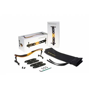 PIRASTRO KorfkerRest® Professional Violin Shoulder Rest (Model 2)
