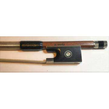 W. Doerfler Pernambuco Round Stick Violin Bow 1/4 - 4/4 Size