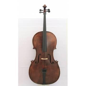 Conrad Goetz Cello Antiqued Style 4/4