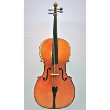 Johann Strings Cello Model 70 Outfit, 3/4 - 1/8
