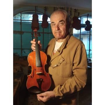 Stefano Conia Master Violin, Cremona Italy