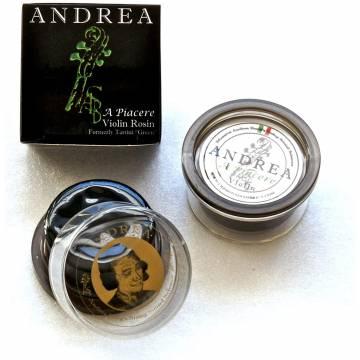Andrea A Piacere Violin Green Rosin
