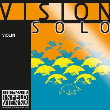 Vision Solo VIS100 Violin String Set