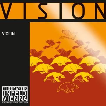 Vision VI100 Violin String Set