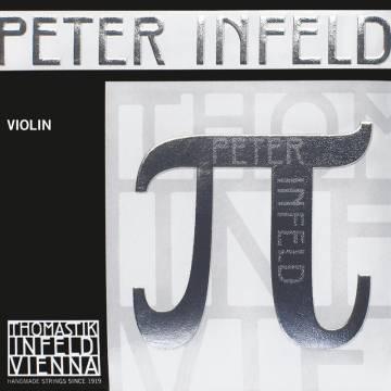 Peter Infeld PI100 Violin String Set With Platinum E