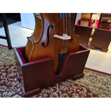 Beautiful Wooden Cello Stand