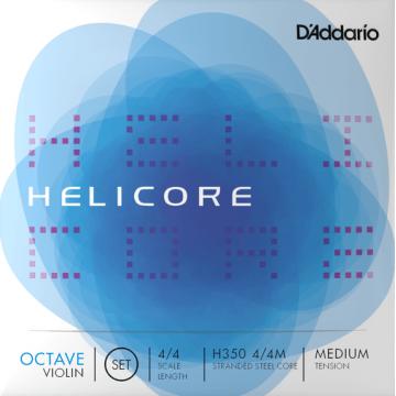D'Addario Helicore Octave Violin 4/4 String Set
