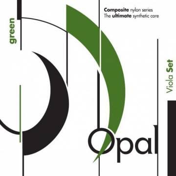 Opal Green Viola Strings Set